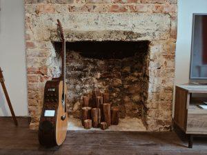 The ChordAssist guitar