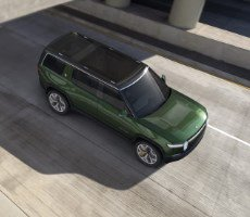 Rivian EV Startup Confirms $700M Amazon Investment To Energize Beastly 750HP Pickup And SUV