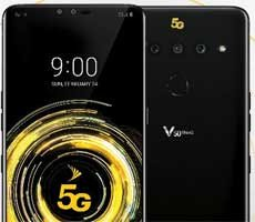 Here's The LG V50 ThinQ 5G Flagship Phone Leaked Ahead Of Its MWC 2019 Unveil