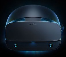 Oculus Debuts Next-Gen Rift S VR Headset With Higher Resolution Display, Onboard Tracking