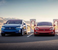Tesla Model S And Model X Drivetrain Updates Boost Performance And Push EV Range To 375 Miles