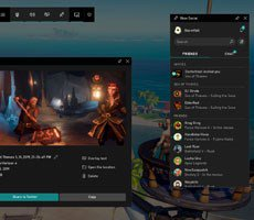 Microsoft Debuts New Windows 10 Xbox Game Bar With Spotify And Broadcast Capture Memes