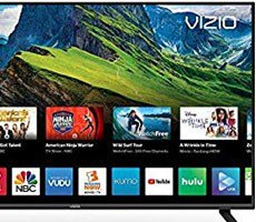 Vizio's 50-Inch 4K HDR Smart TV Is A Steal At $319 With This Deal On Amazon