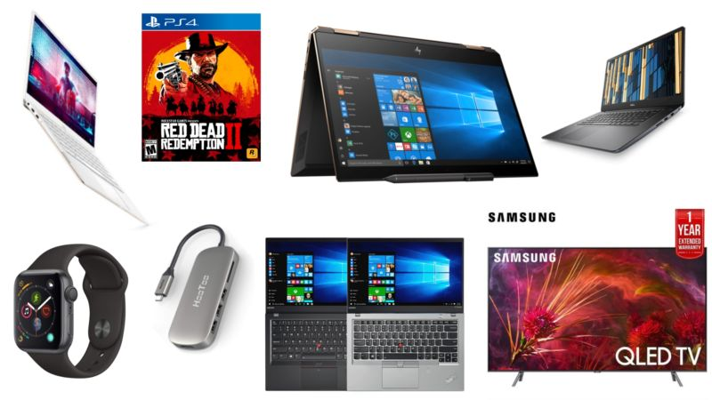 Dealmaster: Save big on Windows laptops and smart TVs ahead of Memorial Day