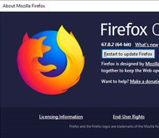 Mozilla Discloses Serious Firefox Security Exploit, Update Your Browser Now