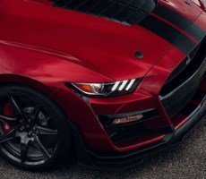 2020 Mustang Shelby GT500 Is Ford's Most Powerful Street Car Ever