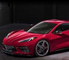 This Is The All-New 2020 Chevy Corvette Stingray, And It Looks Absolutely Amazing