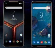 ASUS ROG Phone II Revealed: Snapdragon 855+ 120Hz OLED 6000 mAh Flagship Killer