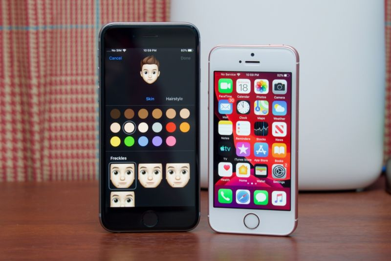 The iPhone 6S and SE are the new baseline for iOS 13, and everything is still running smooth.
