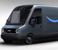 Amazon Orders 100,000 Rivian Electric Delivery Vans As Bezos Looks To Reduce Carbon Footprint
