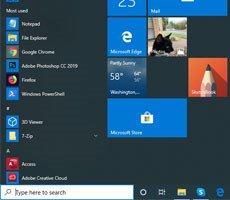 Microsoft Acknowledges Windows 10 1903 Cumulative Update Once Again Breaks Start Menu