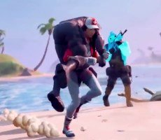 Fortnite Chapter 2 Trailer Leaks With Boats, Pogo Sticks, And Sweet New Emotes