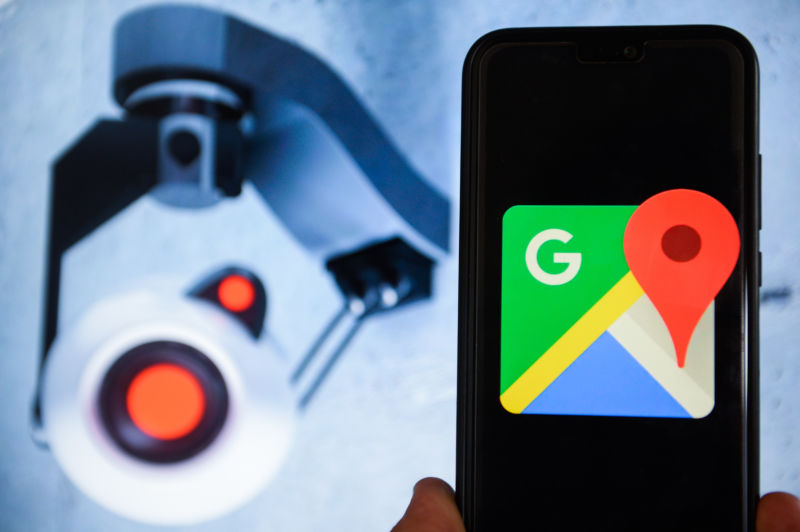 You're not the only one looking at your phone's location history.