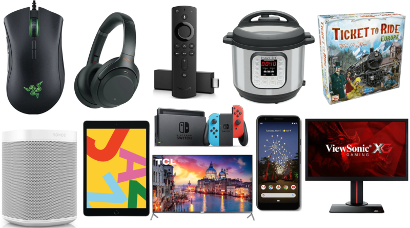 Dealmaster: All the best Cyber Monday 2019 tech deals happening right now