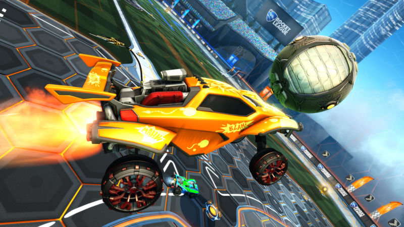 Rocket League will drop support for Mac, Linux versions in March