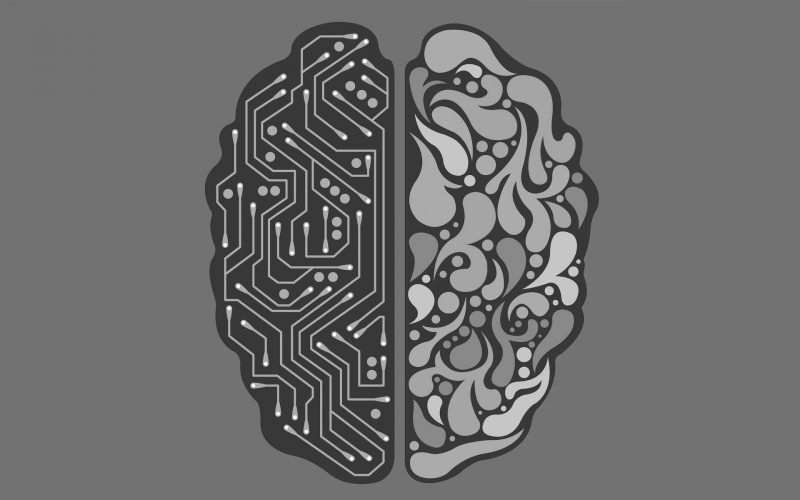 Illustration of AI, Image by Seanbatty from Pixabay