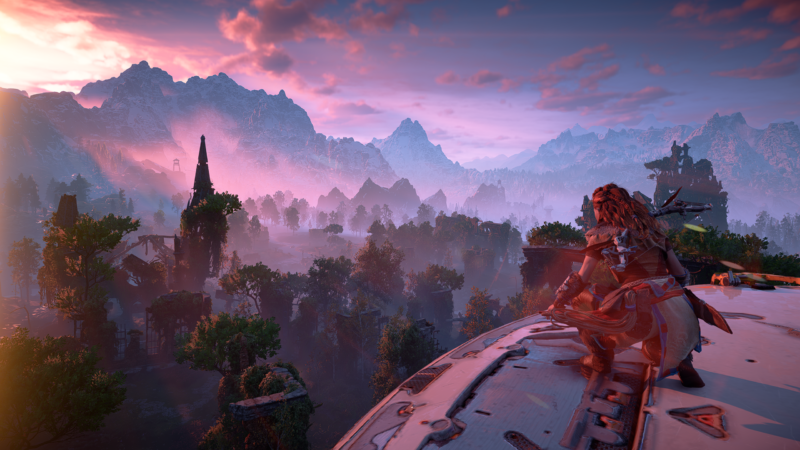 In still-image form, <em>Horizon Zero Dawn</em> sure is a looker on PC. But it's a video game, not a slideshow, and that brings us to some bad news.
