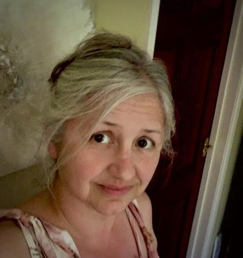 Computing teacher Julie Price