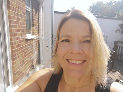 Computing teacher Rebecca Connell