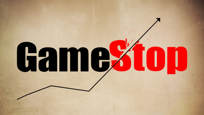 When will this stock [game]stop rising?