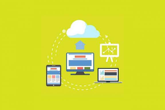 storage cloud database sync upload data download