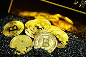 bitcoin cryptocurrency digital coin coins