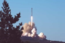 spacecraft launched in space