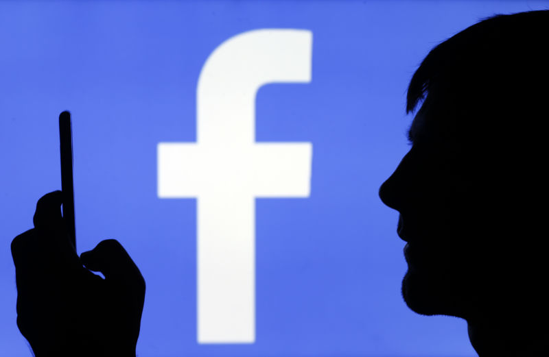 Facebook forced troll farm content on over 40% of all Americans each month