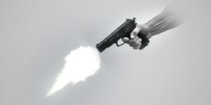 Gunshot Muzzle Pistol Weapon Execution