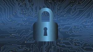 hacking cybercrime cybersecurity electronic world